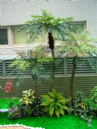 台南太平洋人造花~人造綠化景觀造景設計